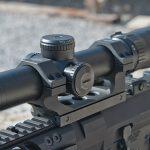 low-powered optics bushnell elite tactical smrs
