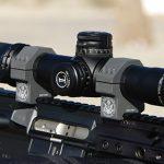 low-powered optics leupold mark 6 cqbss