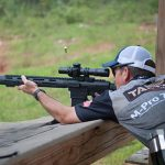 low-powered optics competitive shooting