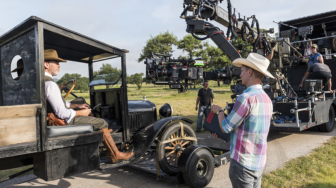 amc the son behind the scenes