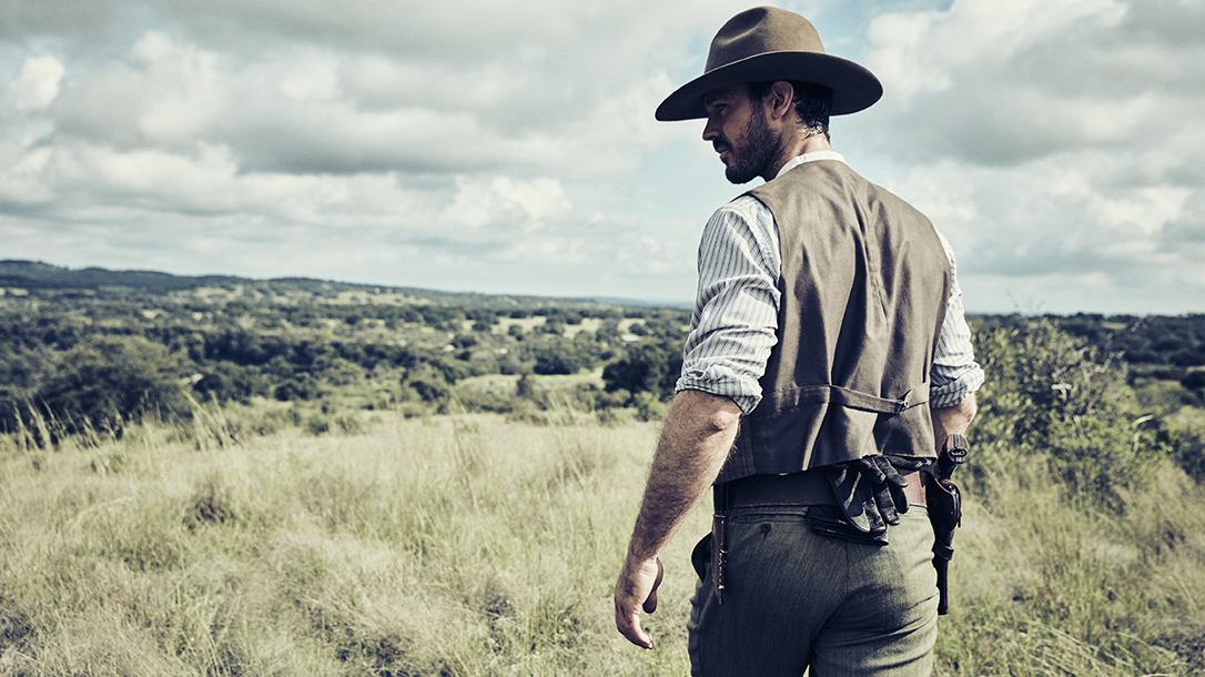 amc the son western revolver