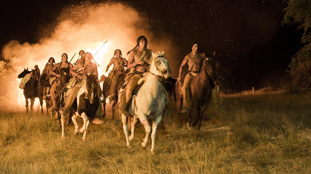 amc the son comanche indians