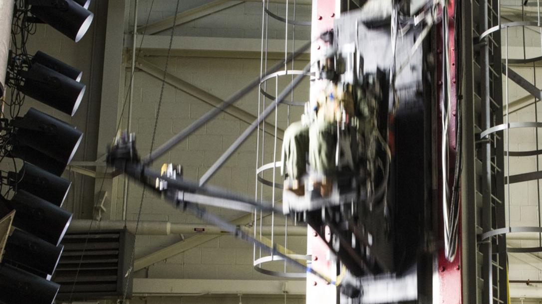 air force modular handgun system cockpit ejection