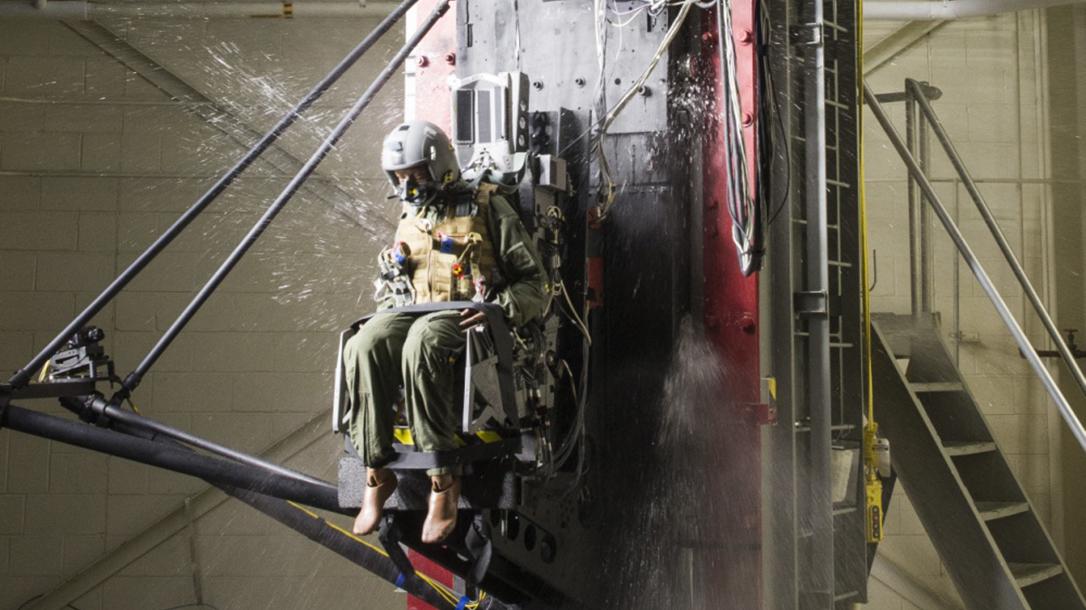 air force modular handgun system ejection test