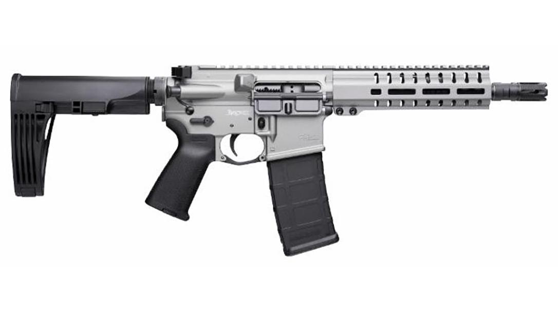 CMMG Banshee 300 blk pistol right profile