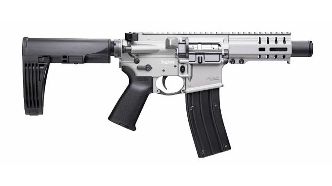CMMG Banshee 22 lr pistol right profile