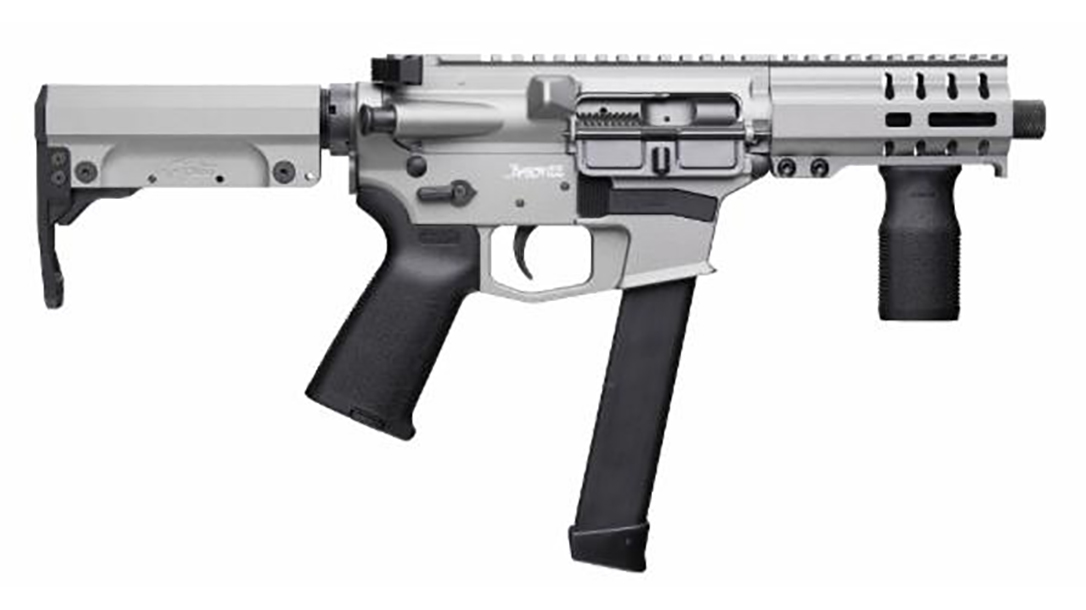 CMMG Banshee 9mm SBR right profile