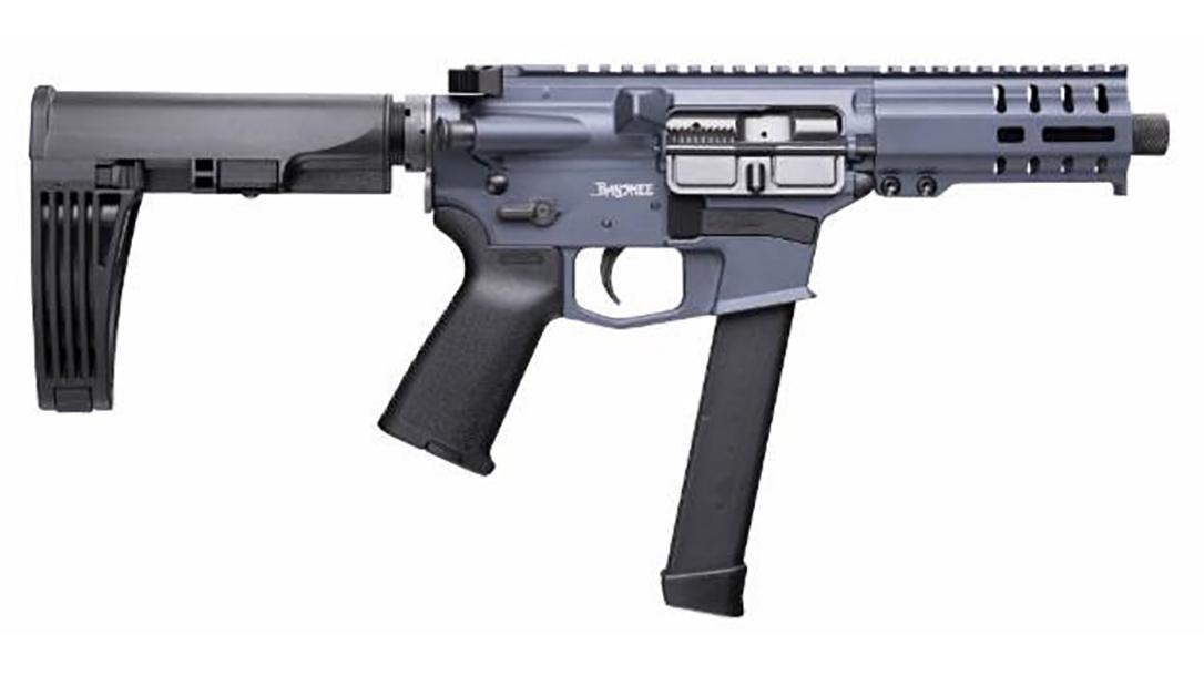 CMMG Banshee 9mm pistol right profile