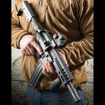 cmmg defcan suppressor ak rifle