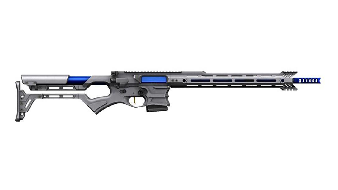 Cobalt Kinetics Model 27 Expert rifle right profile