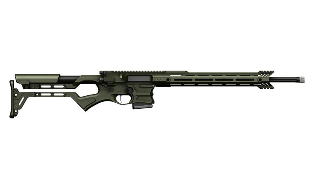 Cobalt Kinetics Model 27 Hunter rifle right profile