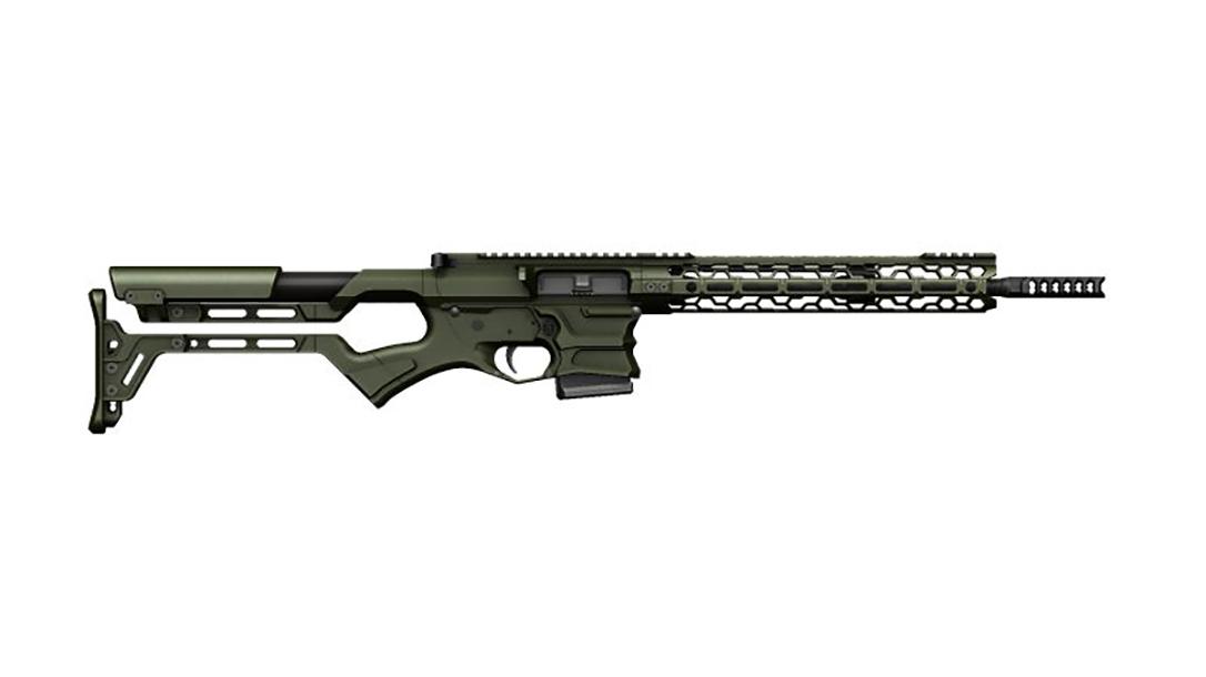 Cobalt Kinetics Model 27 Ranger rifle right profile