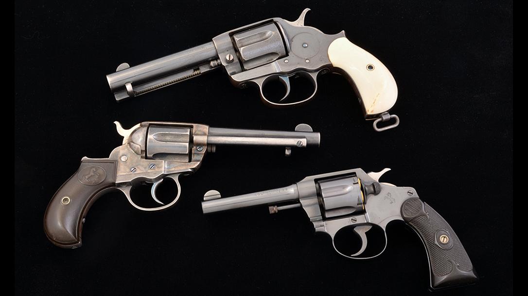 colt police positive revolver comparison