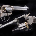 colt police positive revolver colt model 1877