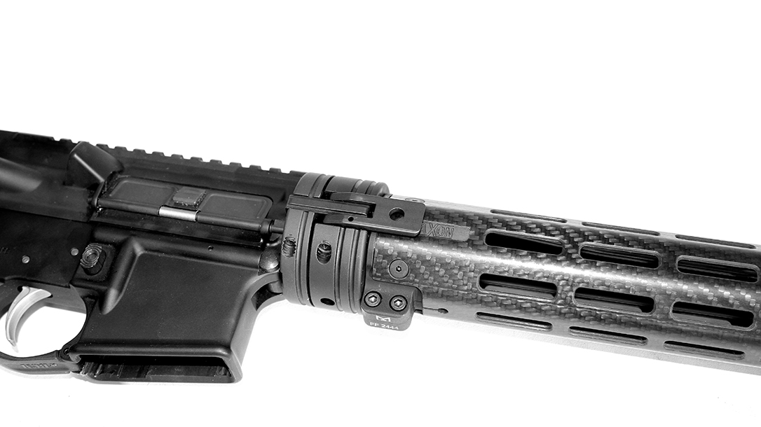 Cry Havoc Tactical QRB Kit rifle faxon barrel and handguard