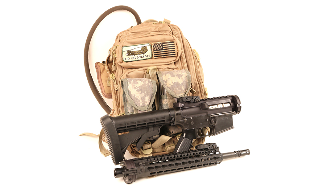 Cry Havoc Tactical QRB Kit rifle bag