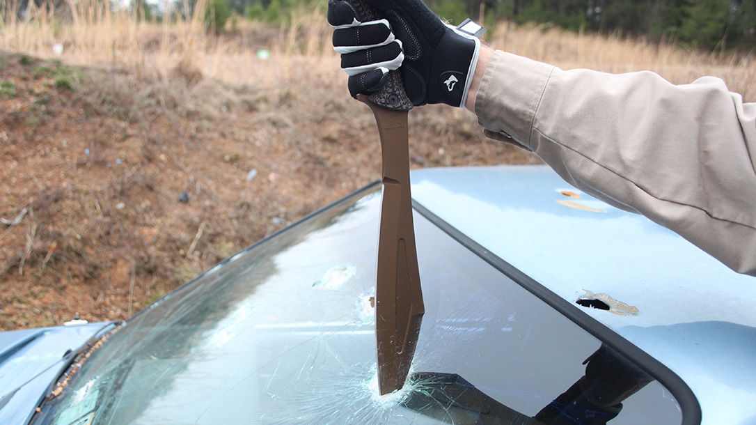 doublestar edged weapons fury windshield