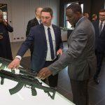 fb beryl m762 rifle nigeria showcase