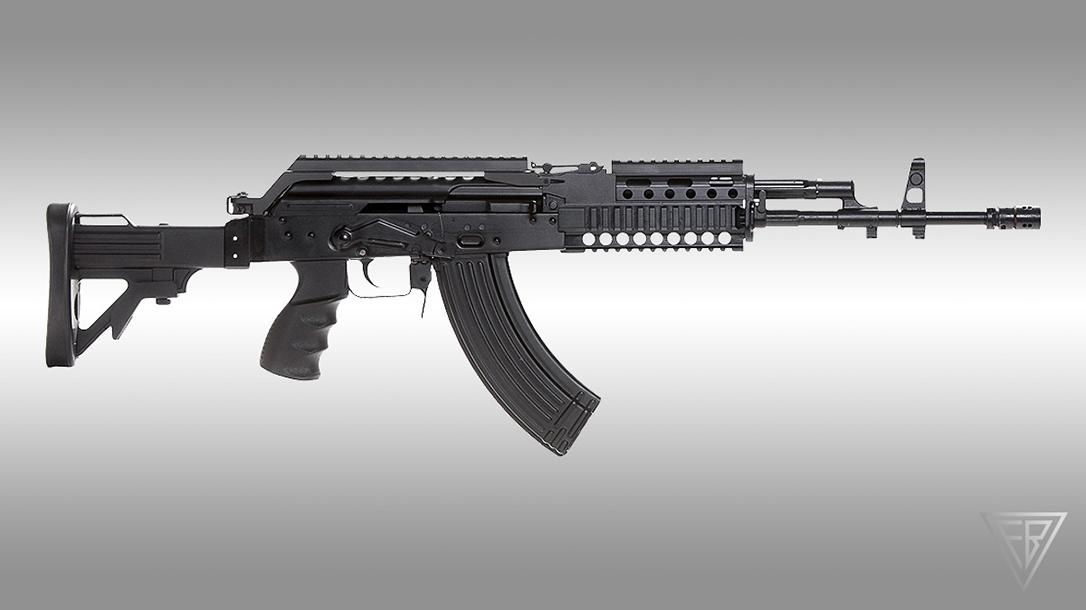 fb beryl m762 rifle nigeria right profile