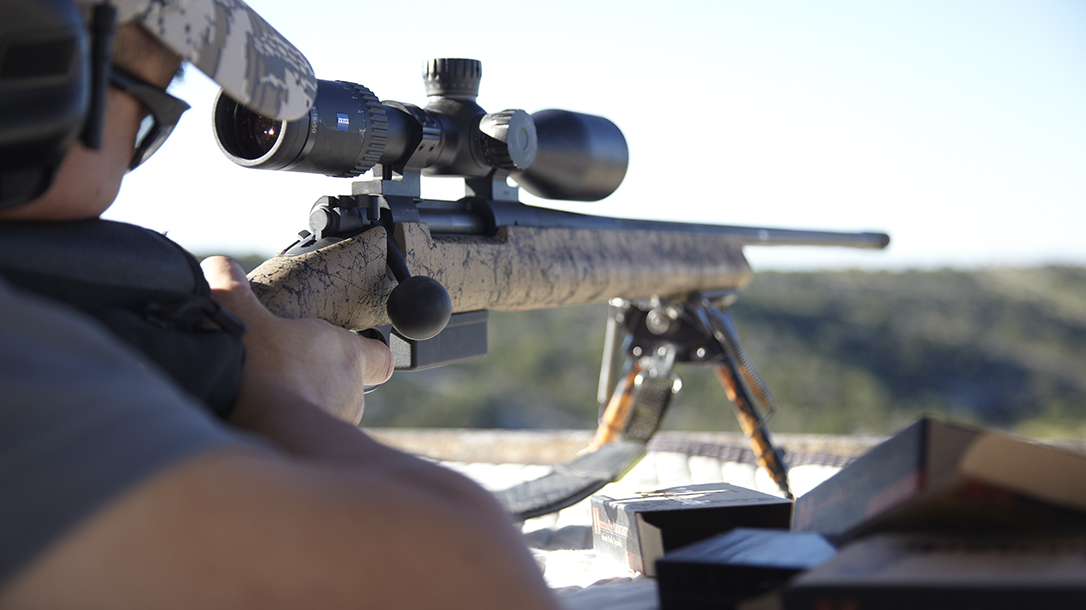 ftw ranch saam course aiming rifle