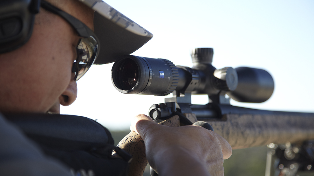ftw ranch saam course zeiss optic aiming