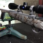 ftw ranch saam course ruger rifle left angle