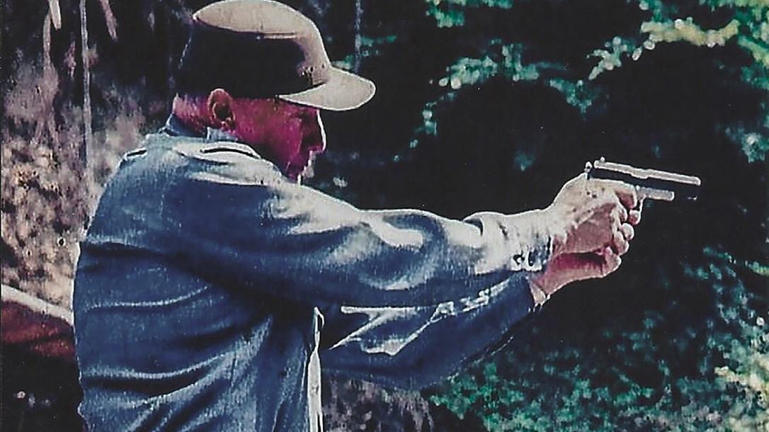 gunsite academy jeff cooper pistol right profile