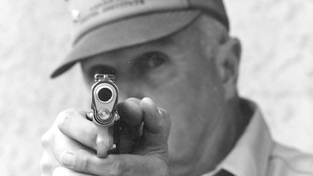 gunsite academy jeff cooper pistol aiming