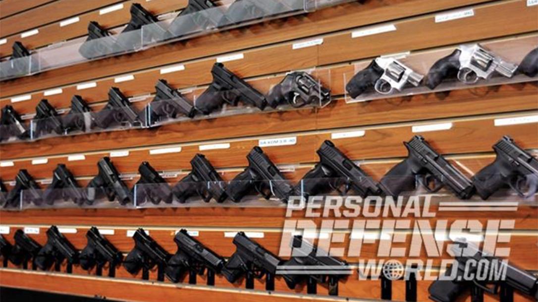 HR 5490 handgun license bill gun shop
