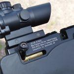 Hatsan Barrage air rifle bolt locked