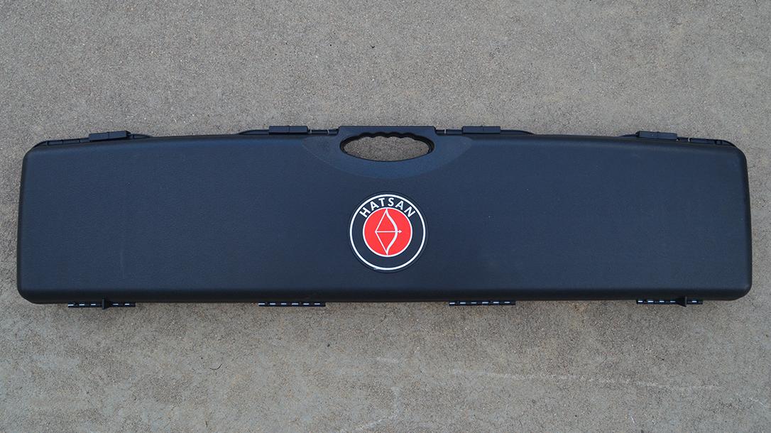 Hatsan Barrage air rifle case