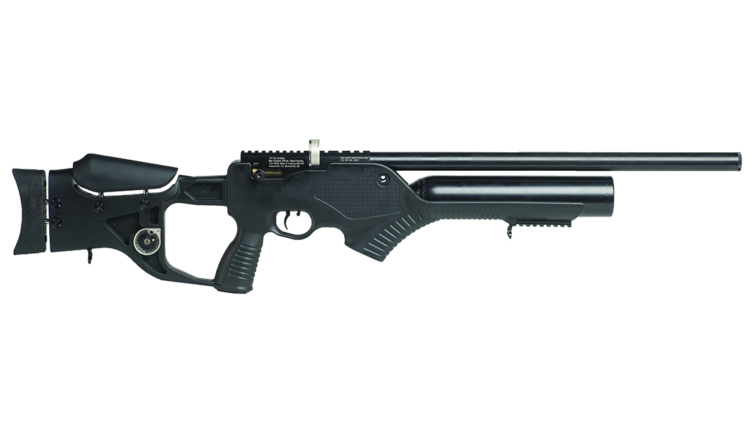 Hatsan Barrage air rifle right profile