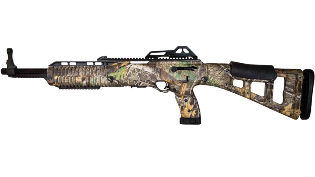 hi-point 10mm carbine left profile