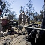 marines mk 13 mod 7 m40 sniper rifle qualification