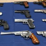 nypd seizure handguns