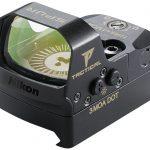 Nikon P-Tactical Spur sight front angle