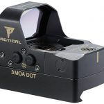 Nikon P-Tactical Spur sight left rear angle