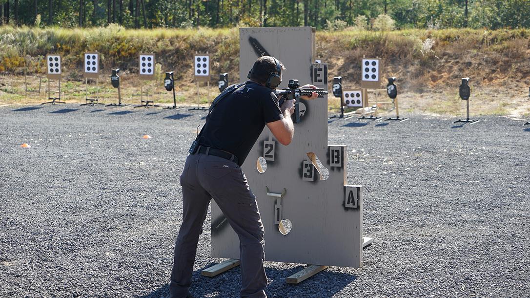 operation blue training carbine target