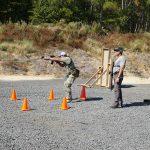 operation blue training carbine range shooting