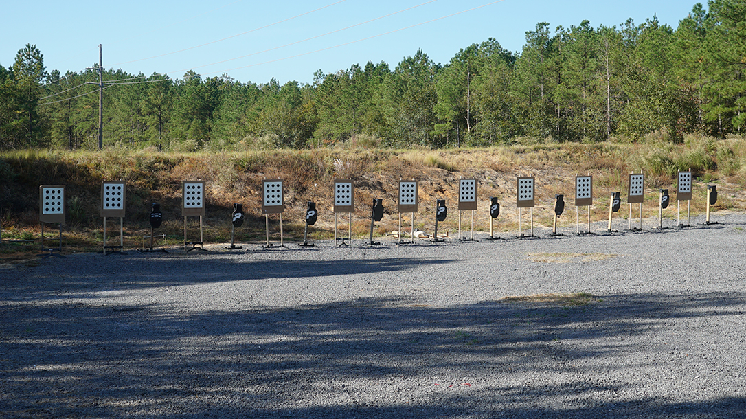 operation blue training target