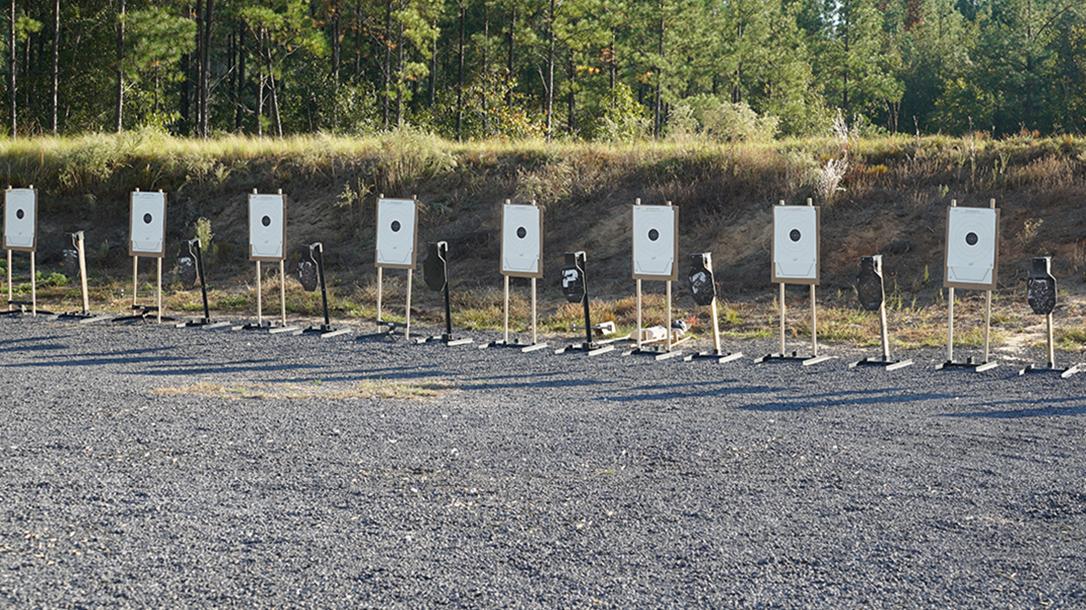 operation blue training targets