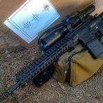 POF Revolution rifle target
