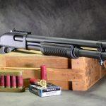 remington 870 express tactical shotgun right angle