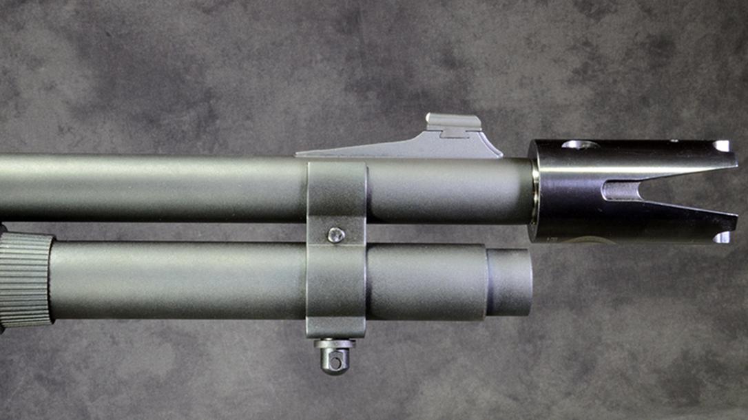 remington 870 express tactical shotgun gator choke