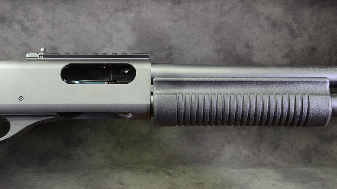 remington 870 express tactical shotgun pump handle