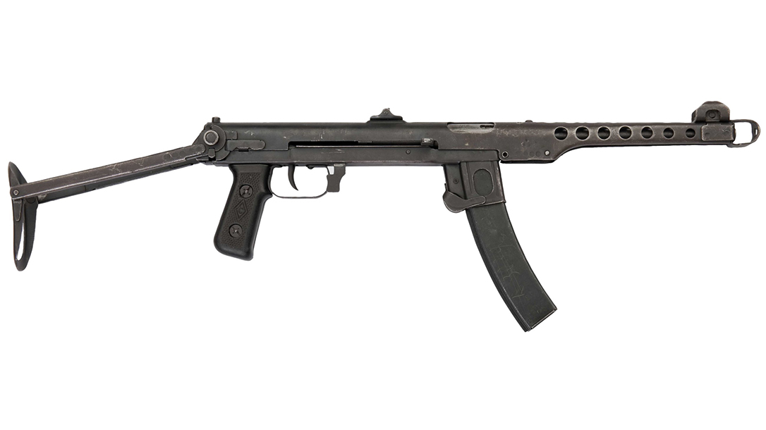 russian submachine guns pps-43