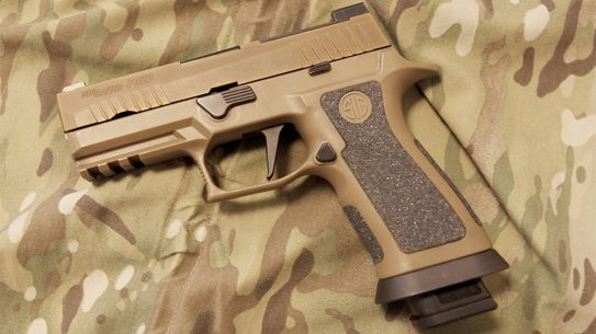 danish armed forces sig p320 x-carry