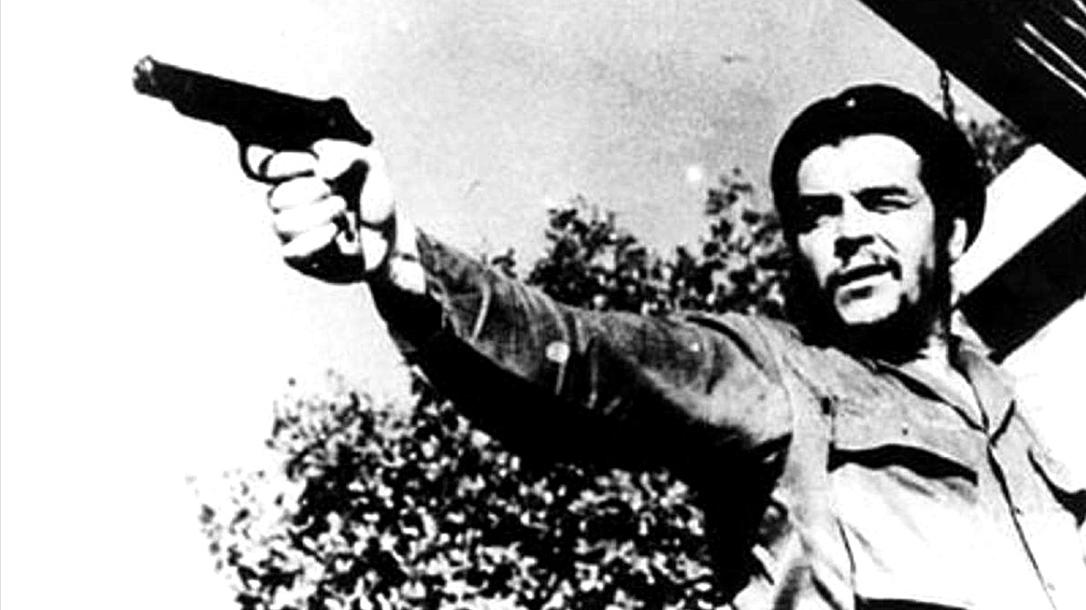 soviet pistols stechkin aps che guevara