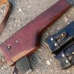 soviet pistols Stechkin APS holster