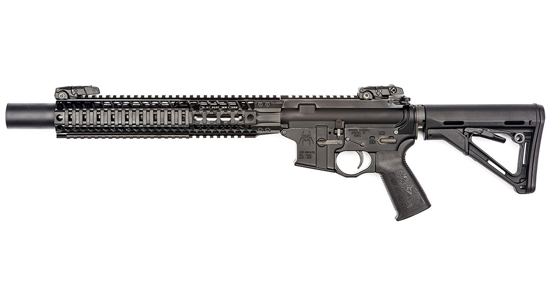 Spike's Tactical Recluse rifle left profile